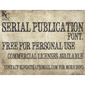 Thumbnail for Serial Publication