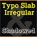 Thumbnail for TypoSlab Irregular Demo