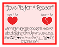 Thumbnail for Love Me For A Reason
