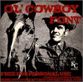 Thumbnail for Ol' Cowboy