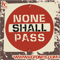 Thumbnail for None Shall Pass