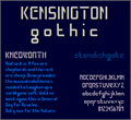 Thumbnail for Kensington Gothic NBP