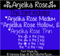 Thumbnail for Anjelika Rose