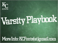 Thumbnail for Varsity Playbook