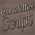 Thumbnail for Caneletter Script Personal Use