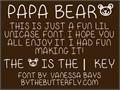 Thumbnail for Papa Bear