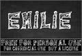 Thumbnail for Emilie