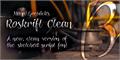 Thumbnail for Roskrift Clean