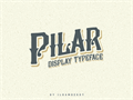 Thumbnail for Pilar Typeface