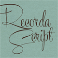 Thumbnail for Recorda Script Personal Use Onl