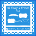Thumbnail for KG Flavor and Frames Five