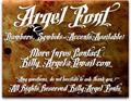 Thumbnail for Argel Font