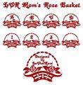 Thumbnail for LCR Mom's Rose Basket