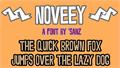 Thumbnail for Noveey