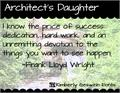 Thumbnail for Architect's Daughter