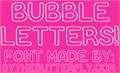 Thumbnail for Bubble Letters